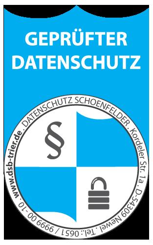Geprüfter Datenschutz | Datenschutzberatung R. Schoenfelder