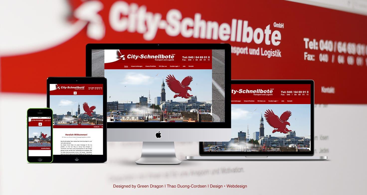 City-Schnellbote